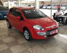 FIAT PUNTO 2015/2016 1.6 ESSENCE 16V FLEX 4P AUTOMATIZADO - 2016