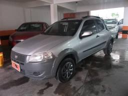 Fiat Strada Working 1.4 Cabine Dupla IPVA 2019 pago - 2013 - 2013