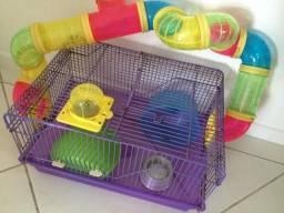 Gaiola de Hamsters