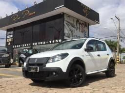 Renault Sandero Stepway Tweed 1.6 Automático 14/14 - Troco e Financio! - 2014