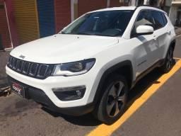 Jeep Compass Longitude Diesel Única Dona Muito Novo!!! - 2017
