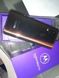 Celular Motorola ONE Vision - bronze
