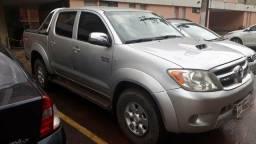 Toyota Hilux 2008 SRV Aut - 2008