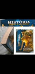 História Geral e do Brasil / Volume único / 2ª edição