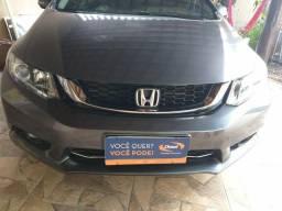 Honda Civic 16/16 Impecável - 2016