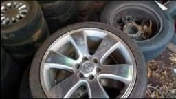 Trocar rodas de Hillux em rodas aro 17 só q pra carro