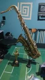 Saxofone - Sax Tenor CONN (Relíquia)