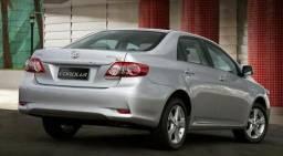 Toyota Corolla Prata - 2014