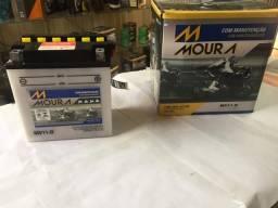Bateria Moura MV11-D GS500