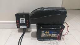 Nobreak com bateria externa Aquário