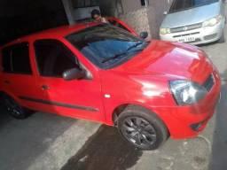 Renault clio hatch 2011 flex 1.0 tel * - 2011
