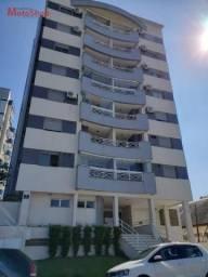 Apartamento com 2 dormitórios para alugar, 70 m² por r$ 1.100/mês - centro - araranguá/sc