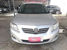 Toyota Corolla XLI 1.8 ano 2008/09 mecânico - 2009