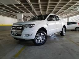 Ford Ranger Limited 3.2 Turbo Diesel / 4x4 / Top de linha / Garantia até 2021 - 2017