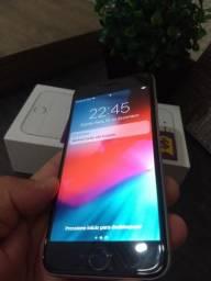 Vendo ou troco em aparelho inferior e pego volta (iPhone 6, 64gb)