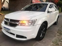 Journey automática 2010 V6 2.7 c/GNV 7 lugares - 2010