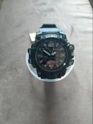 6ca0a86b011 Relógio Skmeii Digital Analógico