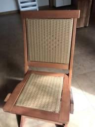 Jogo de cadeiras NOVAS