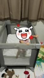 Chiqueirinho pra bebê com colchão
