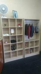 Vendo dois armários novos para loja
