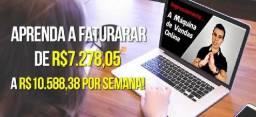 Curso Máquina De Vendas Online 2018