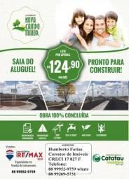 Loteamento Nova Campo Maior Piauí
