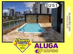 Manaíra, 4 quartos, mobiliado, suíte, 89m², R$ 2200, Aluguel, Apartamento, João Pessoa