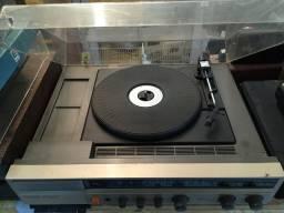 Toca discos Philco Hitachi Stereo