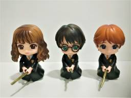 Action Figure Harry Hermione e Rony 1