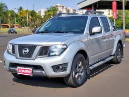Nissan Frontier SV Attack 2.5 4x4 2016
