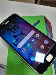 Moto g5s tela touch com mancha mais funciona tudo