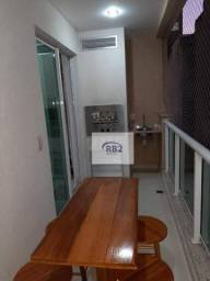 Excelente apartamento 3 quartos, com 1 suíte, varanda gourmet.