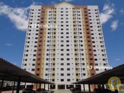 Apartamento para alugar com 2 dormitórios em Triangulo, Juazeiro do norte cod:49884