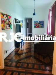 Apartamento à venda com 3 dormitórios em Rio comprido, Rio de janeiro cod:MBAP33096