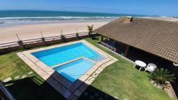 Belissima Casa na Praia do Presidio Pé na areia 800m com 5 quartos (ESN) TR63313