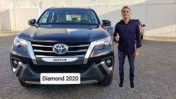 HILUX SW4 DIAMOND PRETA 2020