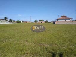 KÇ- Fração de Terreno com 204 m² por R$ 25.000 - Unamar - Cabo Frio