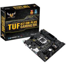 Placa-mãe Asus Tuf H310m-plus Gaming/br
