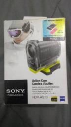 Câmera Sony Action, prova Dágua!