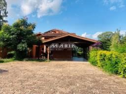 Chácara à venda com 5 dormitórios em Sítio recreio dos cafezais, Valinhos cod:CH255029