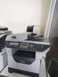 Multifuncional Brother Copiadora impressora escâner e fax