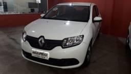 Renault Logan Expression 1.6 8VFlex m2017 - Valor 36.900,00