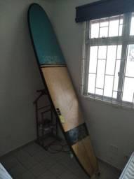 """Longboard Surf Matheus Camargo 9""""2' Ótimo Estado"""