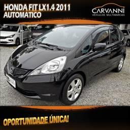 Honda Fit LX 1.4 2011 Automático