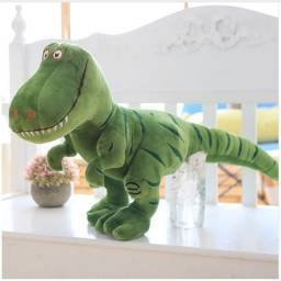 Dinossauro De Pelúcia 40cm Tiranossauro Jurassic Park