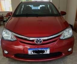 Toyota Etios sedan gls 1,5