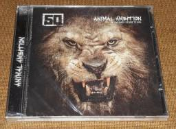 50 Cent CD - Animal Ambition