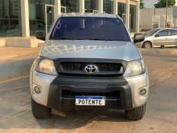 Toyota Hilux SR 4x2 2010 manual