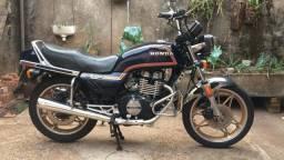 CB 450 Custom 1985