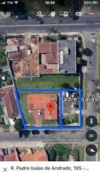 Terreno no bairro Parolin à venda